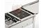 Мангал чемодан Старый Очаг нержавеющая сталь 500х300х500мм. 2 мм. с решеткой гриль - фото 8651